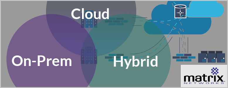 SD-WAN Explained: the 3 flavors of software defined wide area networks. Matrix Networks