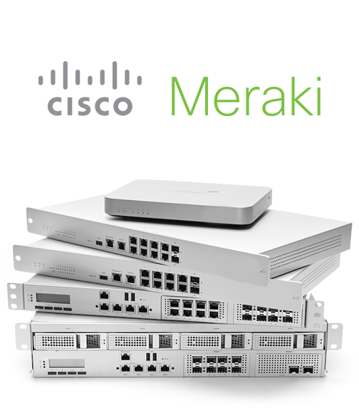 Meraki Partner Matrix Networks in Portland Oregon offering Meraki's Full Stack