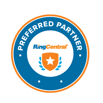 RingCentral Preferred Partner Badge - Circular no date