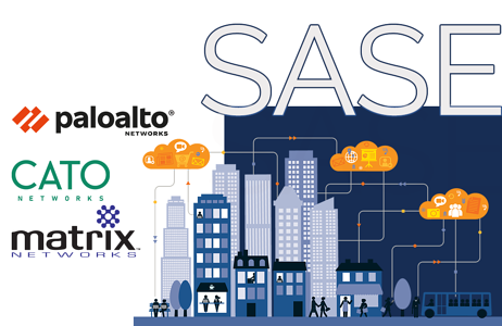 SASE solutions from Palo Alto Networks and Cato Networks