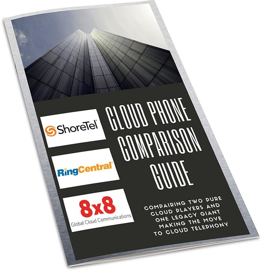 ShoreTel vs 8x8 vs RingCentral Cloud Phone Comparison Guide