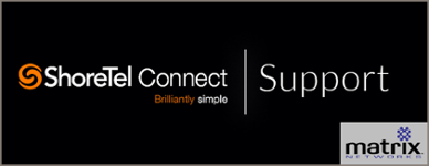ShoreTel Support from Matrix Networks, Portland Oregon's premier ShoreTel Support Partner