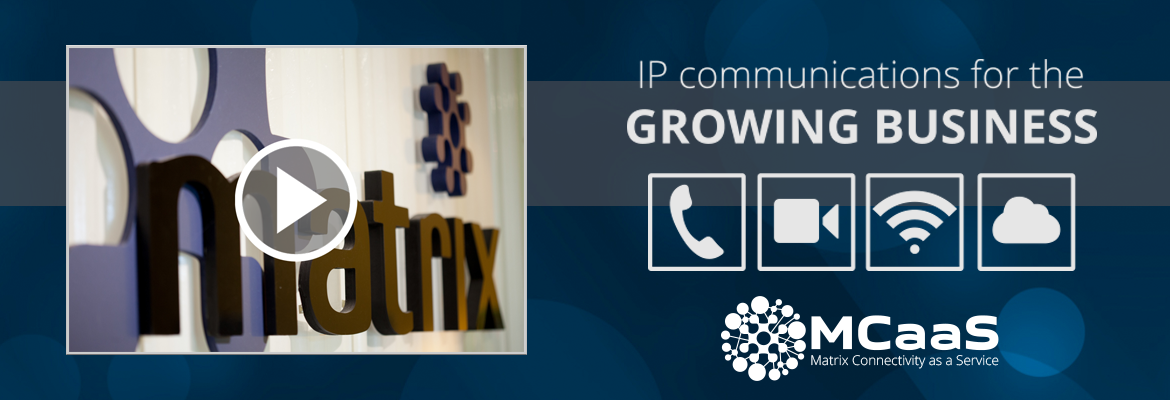 Matrix Networks delivers an innovative approach to unified communications and connectivity.