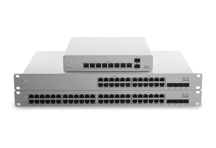 Meraki Switches provided by Matrix Networks in Portland Oregon