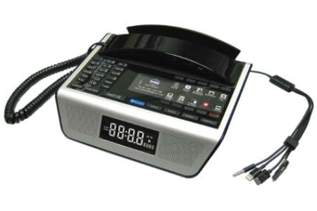 Uno Media 5 Room Phones from Matrix Networks