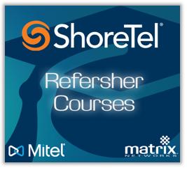 Matrix Networks ShoreTel Support and Training Webinar